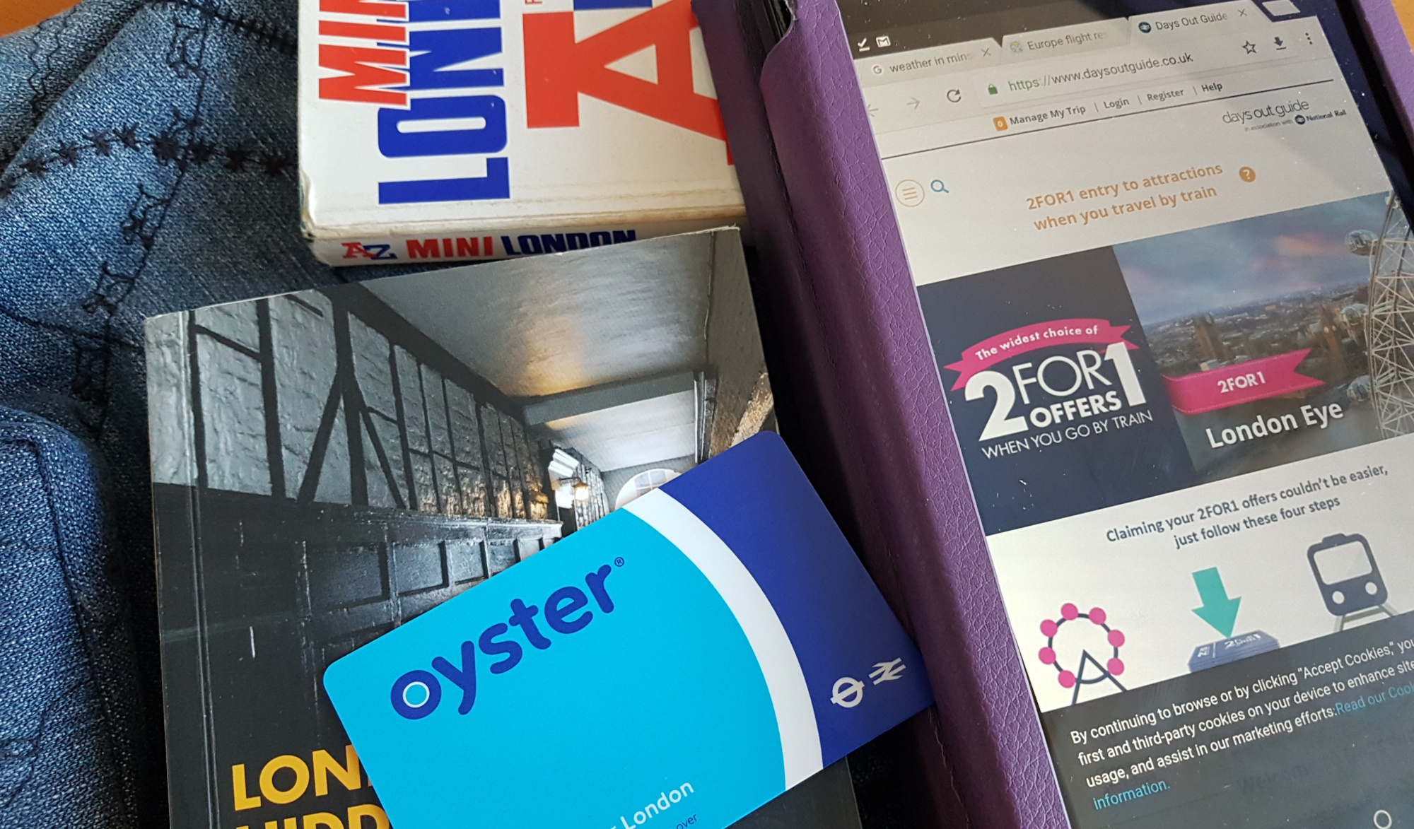 Get an Oyster card and other London transport savings ...